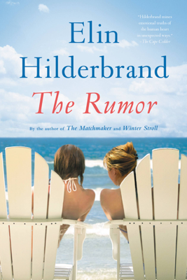 The Rumor - Elin Hilderbrand book