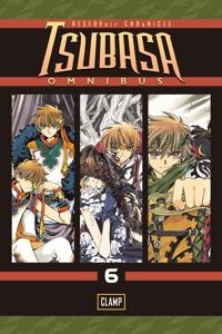 Tsubasa Omnibus Volume 6 Book Cover