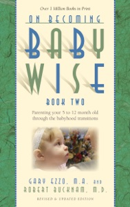 On Becoming Babywise: Book II Book Cover