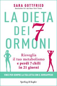 La dieta dei 7 ormoni Libro Cover