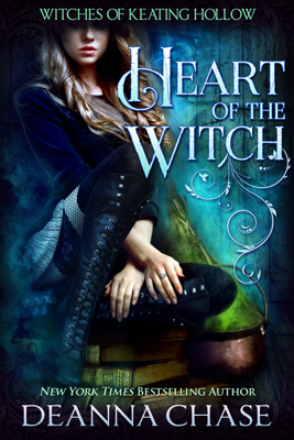 Heart of the Witch - Deanna Chase book
