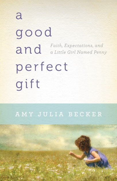 A Good And Perfect Gift By Amy Julia Becker On Apple Books