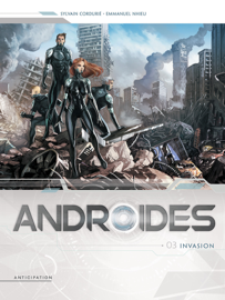 Androïdes T03