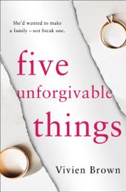 Five Unforgivable Things PDF Download