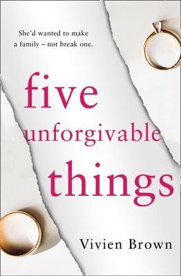 Vivien Brown - Five Unforgivable Things book
