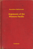 Argonauts of the Western Pacific Book Cover