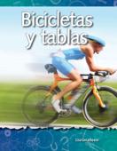 Bicicletas y tablas