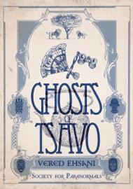 Ghosts of Tsavo book