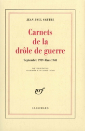 Carnets de la drôle de guerre (Septembre 1939 - Mars 1940)