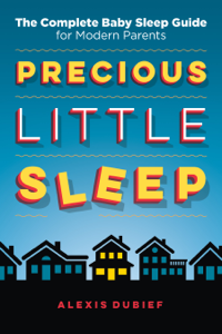 Precious Little Sleep Cover Book