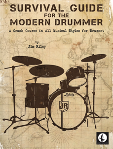 Survival Guide for the Modern Drummer Libro Cover