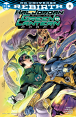 Hal Jordan and The Green Lantern Corps (2016-) #3