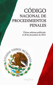 Código Nacional de Procedimientos Penales Book Cover