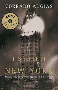 I segreti di New York Copertina del libro