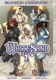 Brandon Sanderson's White Sand Vol. 2 PDF Download