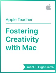 Fostering creativity with Mac macOS High Sierra