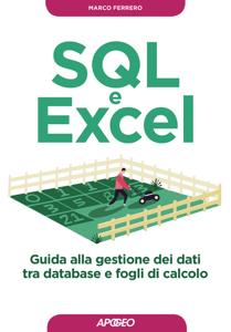 SQL e Excel Copertina del libro