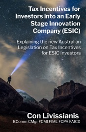 Download Tax Incentives for Investors into an Early Stage Innovation Company (ESIC)