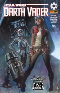 Darth Vader 3 Copertina del libro