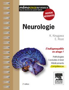 Neurologie La couverture du livre martien