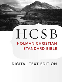 The Holy Bible: HCSB Digital Text Edition book