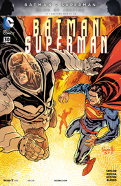 Batman/Superman (2013-) #30
