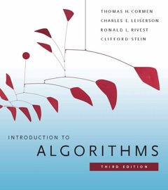 Introduction to Algorithms - Thomas H. Cormen