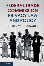 Federal Trade Commission Privacy Law and Policy book