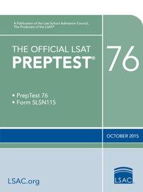 The Official LSAT PrepTest 76