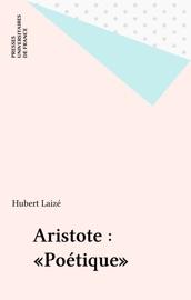 Aristote : «Poétique»