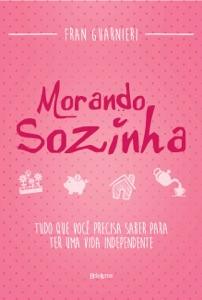 Morando sozinha Book Cover