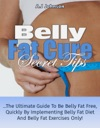 Belly Fat Cure Tips  The Ultimate Guide From Belly Fat To Belly Flat By Implementing Belly Fat Diet And Belly Fat Exercises Only