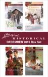 Love Inspired Historical December 2015 Box Set