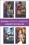 Harlequin Romantic Suspense January 2016  Box Set