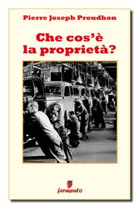 Che cos'è la proprietà? Copertina del libro