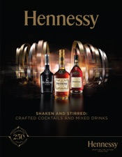 Shaken and Stirred: Hennessy Crafted Cocktails and Mixed Drinks