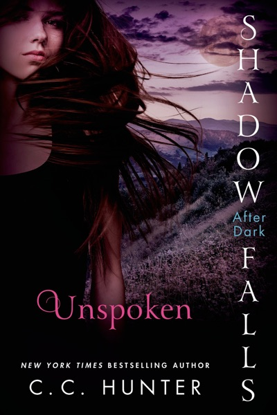Unspoken - C.C. Hunter book cover