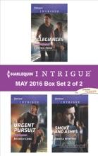 Harlequin Intrigue May 2016 - Box Set 2 Of 2