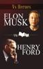 Jordan C. Miller - Elon Musk VS Henry Ford artwork
