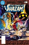 The Power Of Shazam Annual 1996- 1