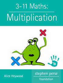 3-11 Maths: Multiplication book
