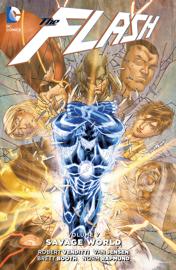 The Flash Vol. 7: Savage World book