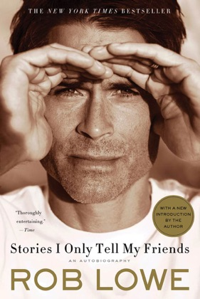 Stories I Only Tell My Friends book cover