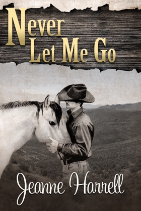 Never Let Me Go (These Nevada Boys Series, Book 2) image