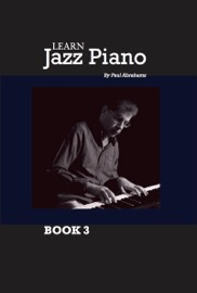 LEARN JAZZ PIANO BOOK 3