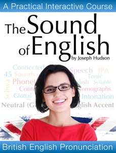 The Sound of English - BBC English Speech and Accent Training Book Cover