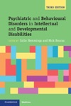 Psychiatric And Behavioral Disorders In Intellectual And Developmental Disabilities Third Edition