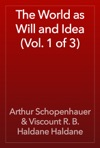 The World As Will And Idea Vol 1 Of 3