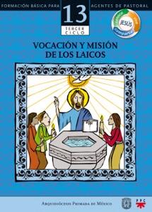 Manual 13. Vocación y misión de los laicos Book Cover