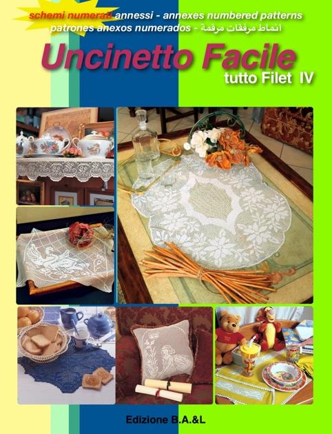 Uncinetto Facile Iv By Luigi Benigno On Apple Books